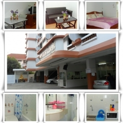 LUXURY FULLY Furnished Apartment  near BTS Victory monument Tha Eng Jpn