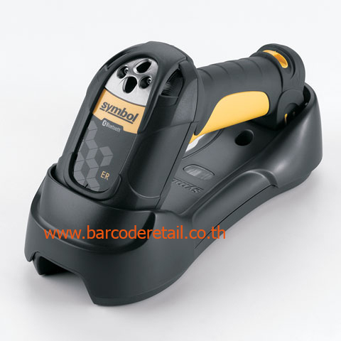 เครื่องอ่านบาร์โค้ด LS3578-FZ RUGGED BARCODE SCANNER ไร้สาย This rugged Bluetooth-enabled scanner captures all 1D barcodes even when dirty damaged or